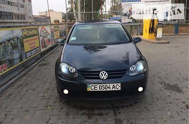 Volkswagen Golf V 2006 в Черновцах