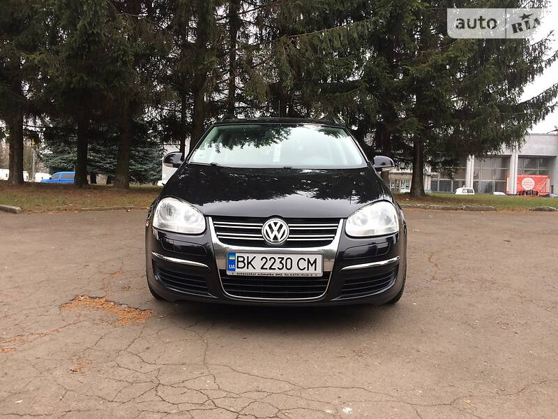 Volkswagen Golf V 2007 в Ровно