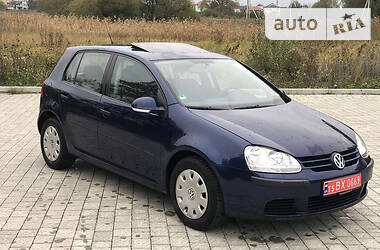 Volkswagen Golf V 2005 в Львове