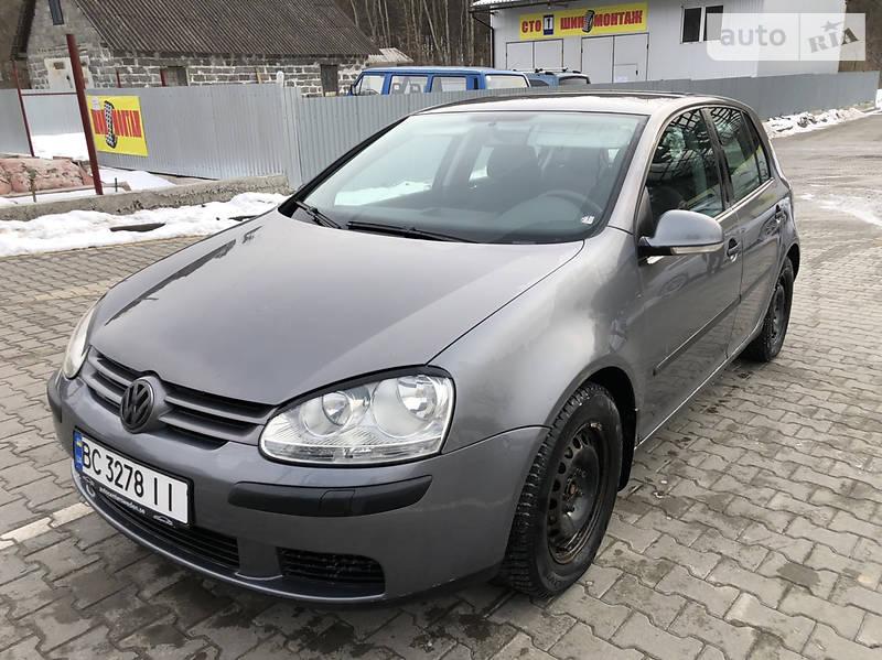 Хетчбек Volkswagen Golf V 2005 в Львові