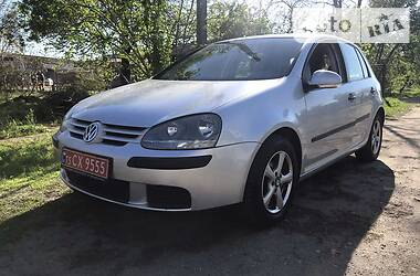 Volkswagen Golf V 2005 в Славянске