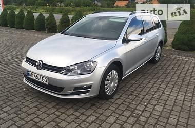 Volkswagen Golf Variant 2015 в Хусте