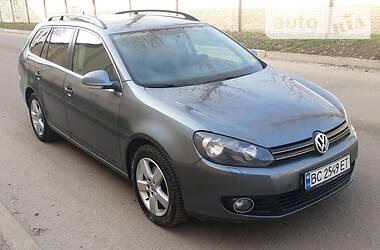 Volkswagen Golf Variant 2011 в Львове