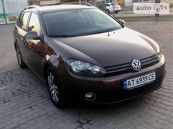 Volkswagen Golf VI 2011 в Івано-Франківську