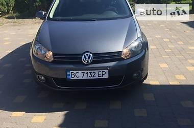 Volkswagen Golf VI 2012 в Львове