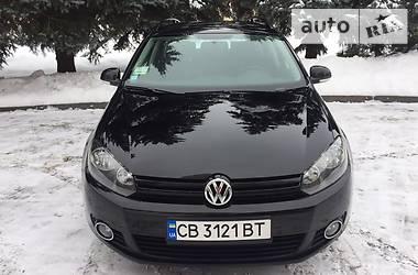 Volkswagen Golf VI Универсал 1.6