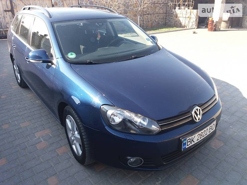 Volkswagen Golf 2011 года в Ровно