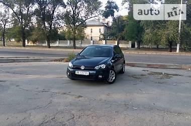 Volkswagen Golf VI 2010 в Миколаєві