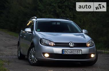 Volkswagen Golf VI 2010 в Межгорье