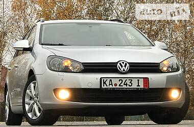 Volkswagen Golf VI 2010 в Дрогобыче