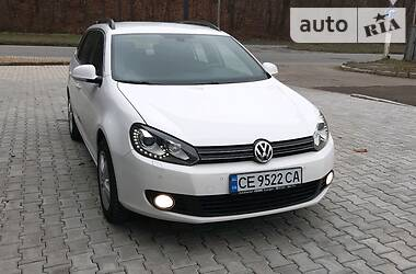 Volkswagen Golf VI 2012 в Киеве