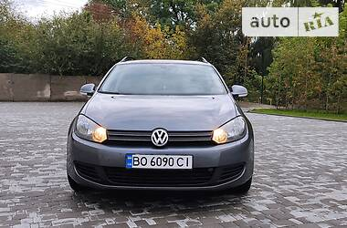 Volkswagen Golf VI 2009 в Чорткове