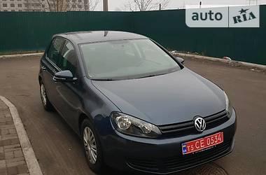 Volkswagen Golf VI 2009 в Києві