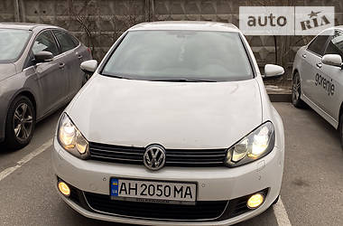 Volkswagen Golf VI 2010 в Вишневому