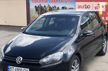 Хэтчбек Volkswagen Golf VI 2010 в Новой Каховке