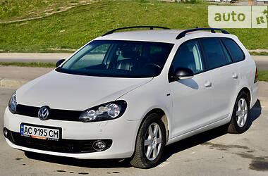 Volkswagen Golf VI 2013 в Львове
