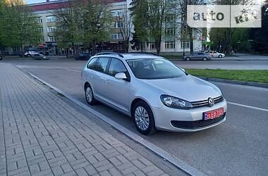 Volkswagen Golf VI 2013 в Ровно
