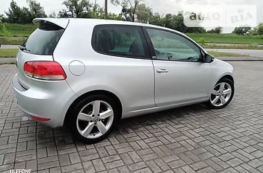Хэтчбек Volkswagen Golf VI 2011 в Стрые