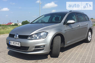 Volkswagen Golf VII 2015 в Львові