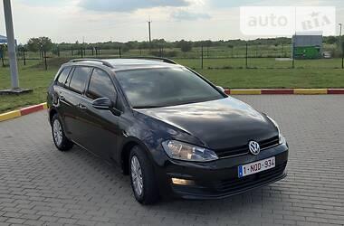 Volkswagen Golf VII 2013 в Івано-Франківську