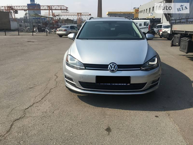 Унiверсал Volkswagen Golf VII 2015 в Києві