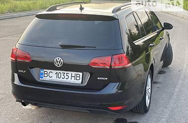 Универсал Volkswagen Golf VII 2014 в Львове