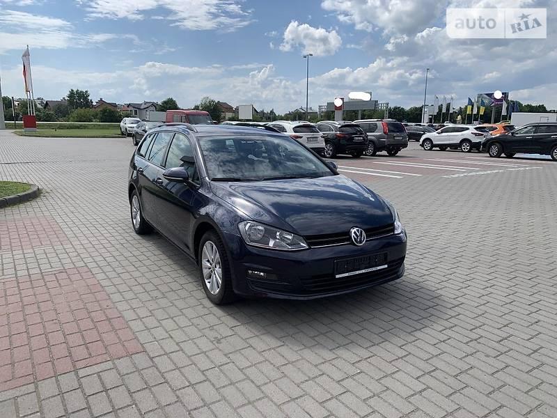 Универсал Volkswagen Golf VII 2016 в Львове