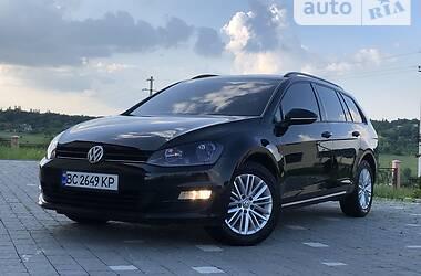 Универсал Volkswagen Golf VII 2013 в Дрогобыче