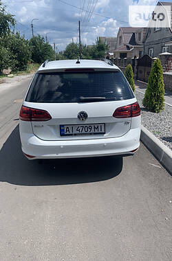 Унiверсал Volkswagen Golf VII 2015 в Білій Церкві