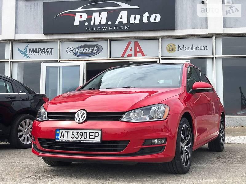 Volkswagen Golf VII SE