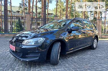 Универсал Volkswagen Golf VII 2014 в Киеве