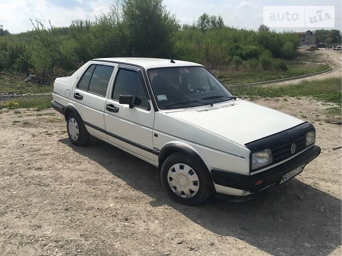 Volkswagen Jetta 1987 в Тернополе