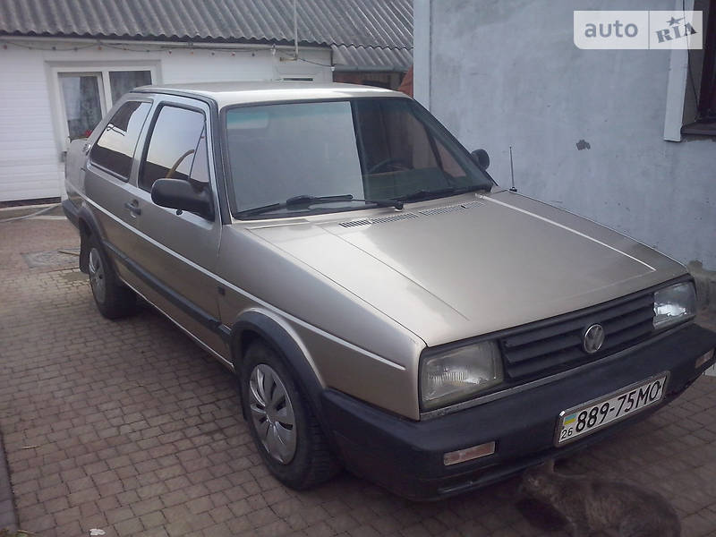 Volkswagen Jetta 1988 в Сторожинце