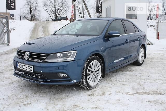 Volkswagen Jetta 2015 року в Львові
