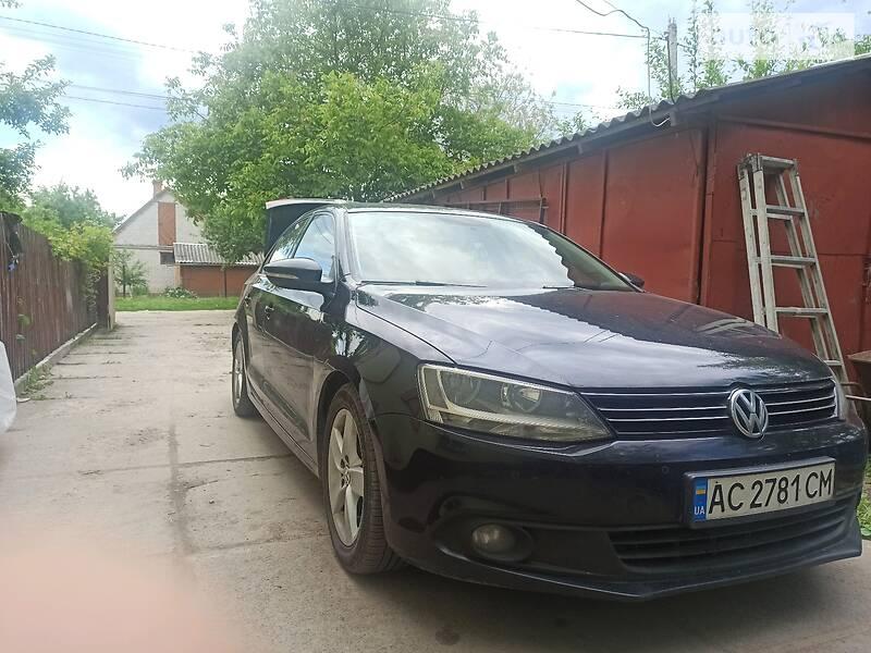 Седан Volkswagen Jetta 2012 в Луцке