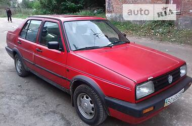 Седан Volkswagen Jetta 1991 в Лановцах