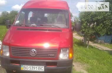 Volkswagen LT груз.-пасс. 2000 в Борщеве