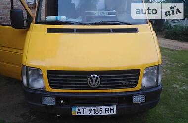 Volkswagen LT груз.-пасс. 2000 в Мостиске