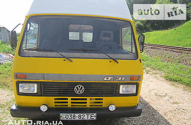 Volkswagen LT груз. 1993 в Тернополе