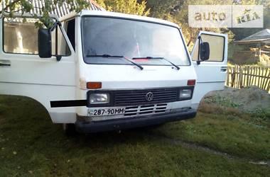 Volkswagen LT груз. 1993 в Ужгороде
