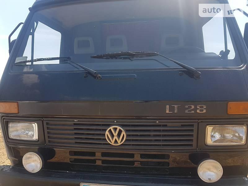 Volkswagen LT груз. 1991 в Маріуполі