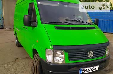 Volkswagen LT груз. 1998 в Черноморске