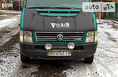 Volkswagen LT груз. 2002 в Покровске