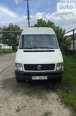 Микроавтобус грузовой (до 3,5т) Volkswagen LT груз. 2006 в Подольске