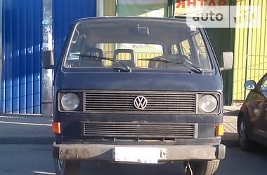 Volkswagen LT пасс. 1986 в Виннице