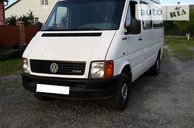 Volkswagen LT пасс. 1997 в Ровно