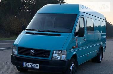 Volkswagen LT пасс. 2003 в Луцке