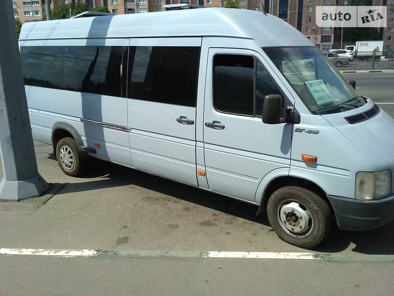 Мікроавтобус (від 10 до 22 пас.) Volkswagen LT пасс. 2000 в Харкові