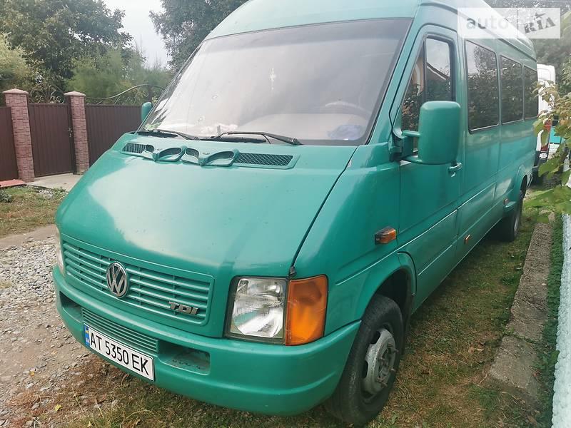 Volkswagen LT пасс. 2000 в Ивано-Франковске