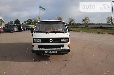 Volkswagen LT пасс. 1990 в Южноукраинске